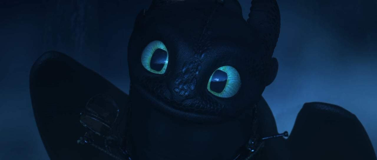 How to Train Your Dragon: The Hidden World Theatrical Trailer (2019) Screen Capture #2
