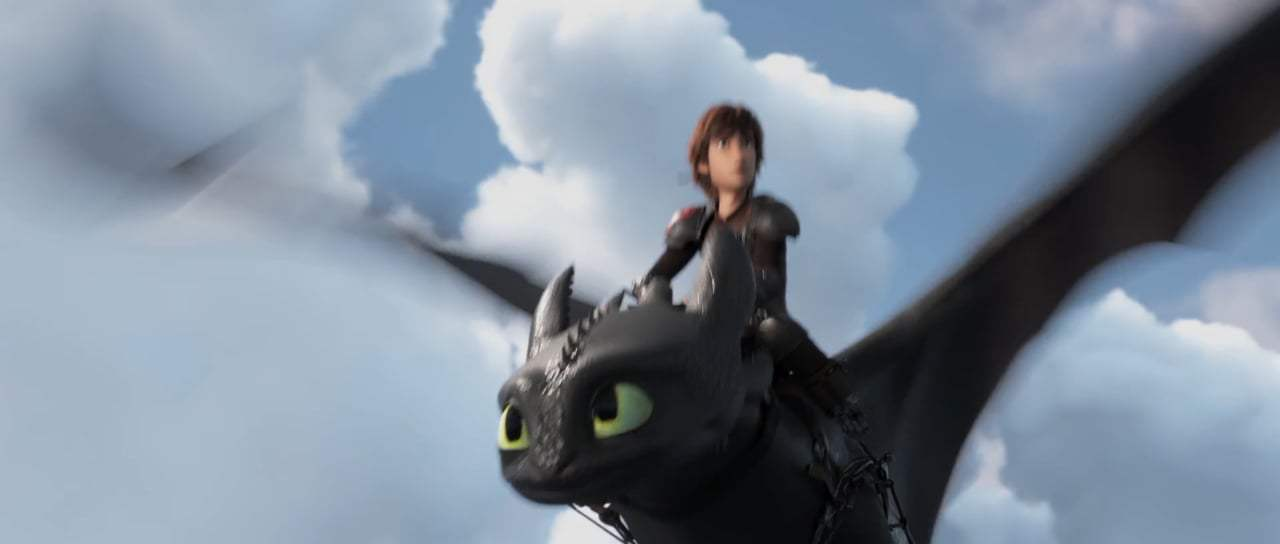 How to Train Your Dragon: The Hidden World Theatrical Trailer (2019) Screen Capture #4