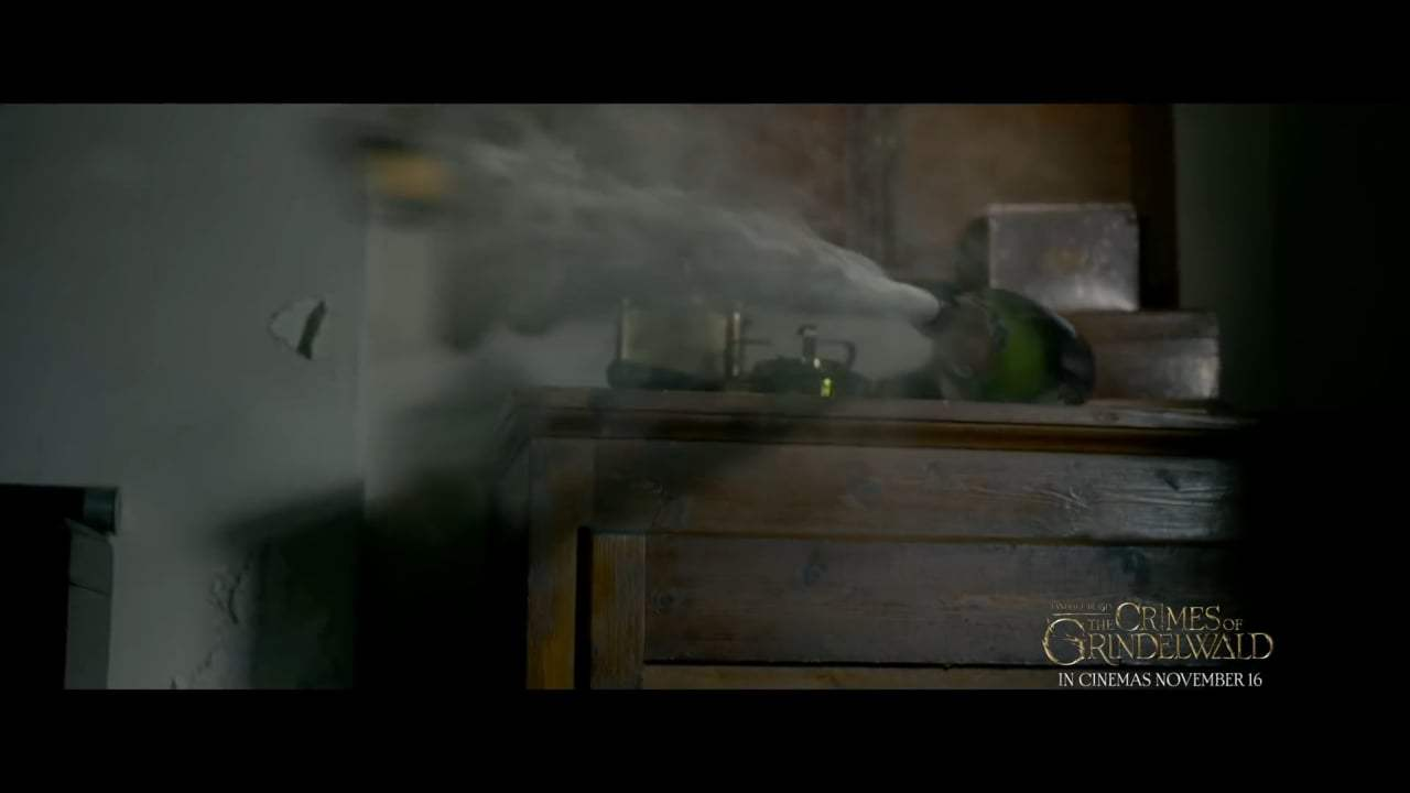 Fantastic Beasts: The Crimes of Grindelwald TV Spot - Hunt (2018) Screen Capture #2