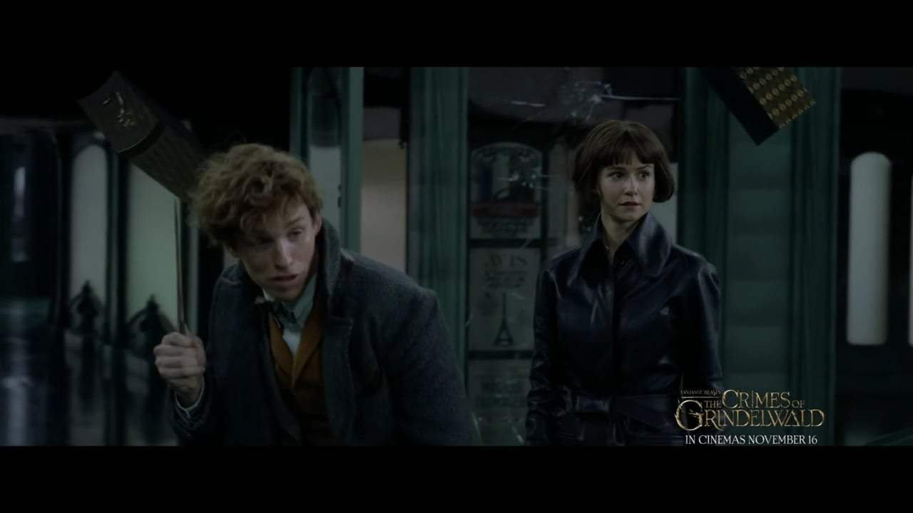 Fantastic Beasts: The Crimes of Grindelwald TV Spot - Hunt (2018) Screen Capture #4