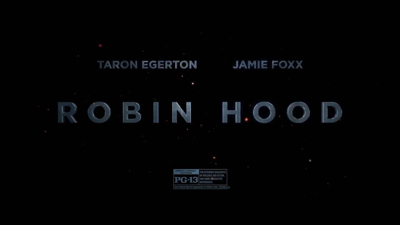 Robin Hood TV Spot - The Plan (2018) Screen Capture #4