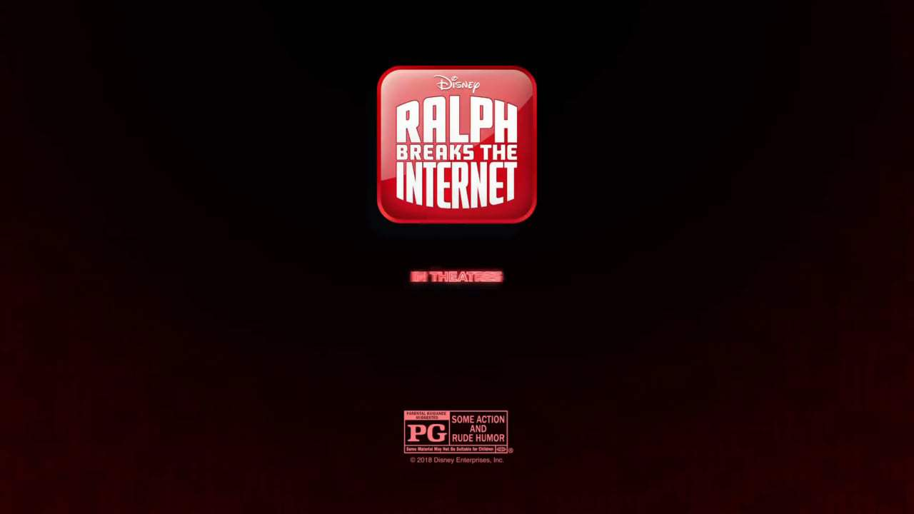 Ralph Breaks the Internet: Wreck-It Ralph 2 TV Spot - Happy Birthday Internet (2018) Screen Capture #4