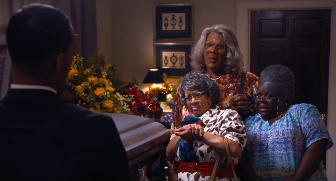 Tyler Perry's a Madea Family Funeral Trailer (2019) Screen Capture #4