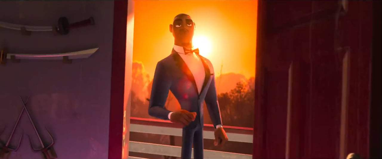 Spies in Disguise Trailer (2019) Screen Capture #2