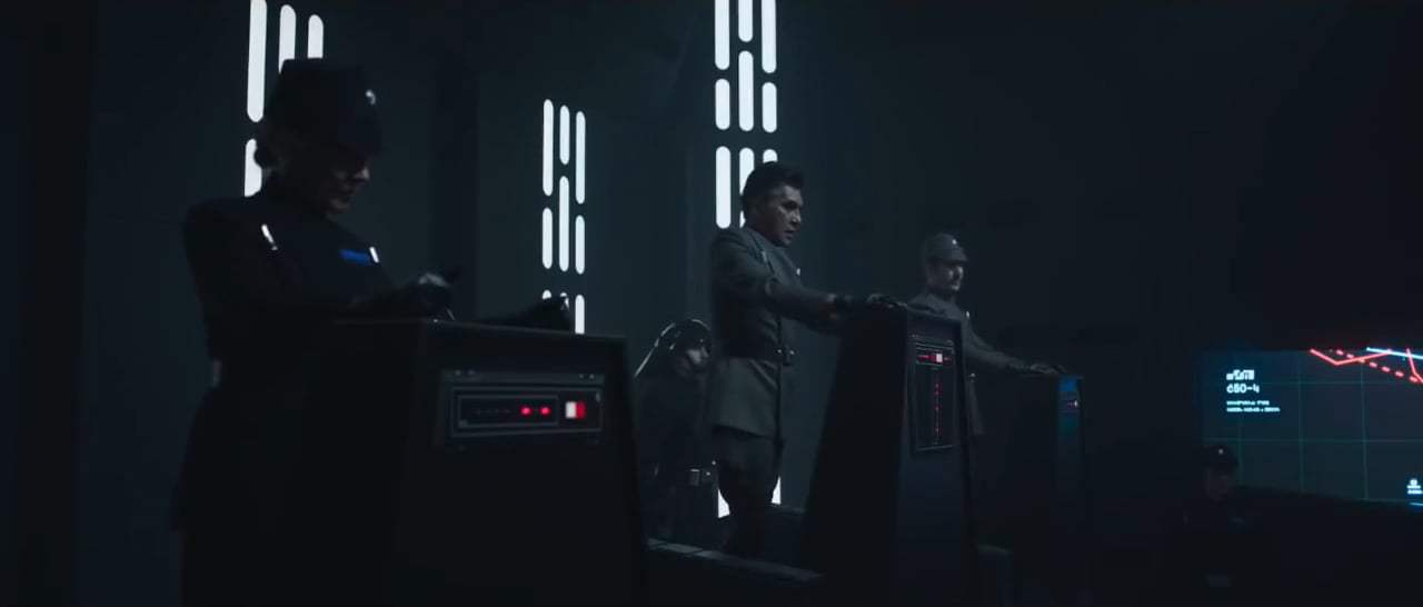 Solo: A Star Wars Story Featurette - Imperial Cadet (2018) Screen Capture #3