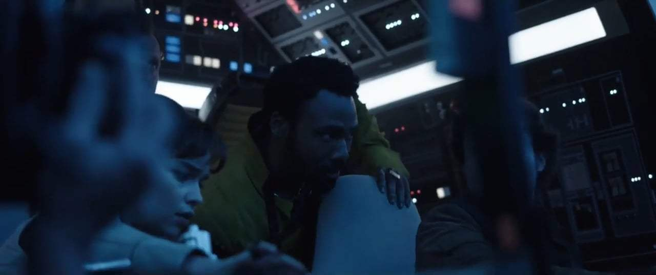 Solo: A Star Wars Story Featurette - Jumping to Hyperspace (2018) Screen Capture #1