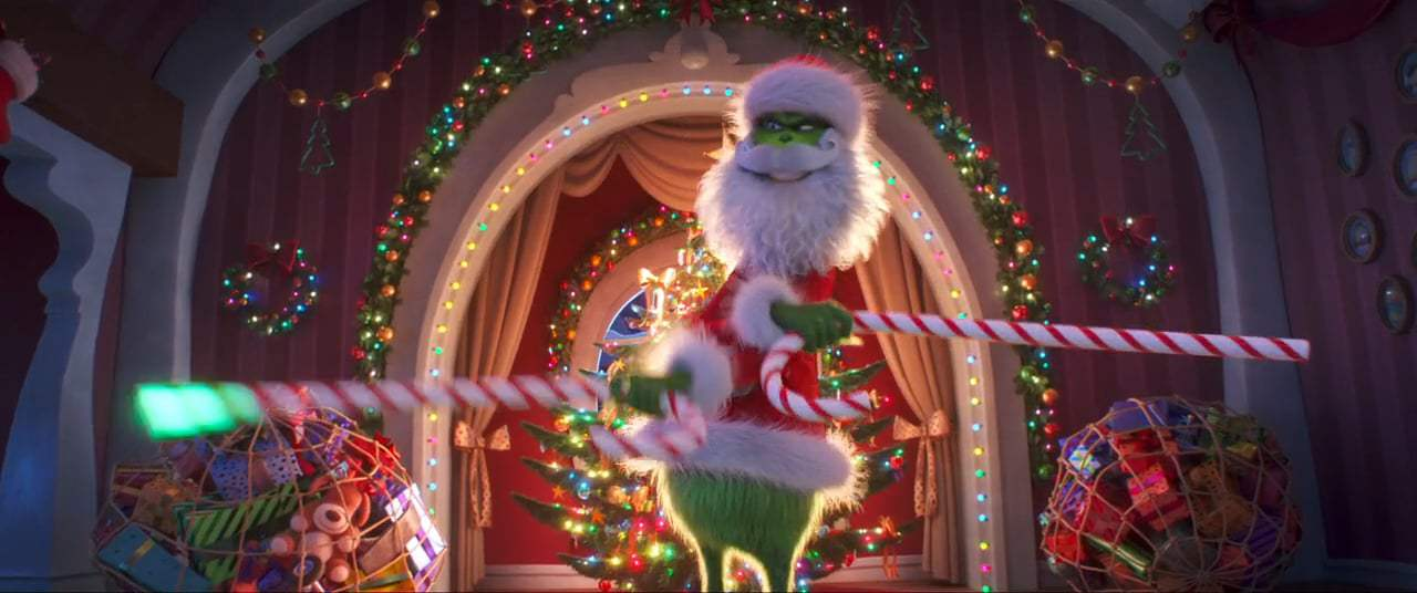 the grinch 2018 stealing christmas screen capture 2 - Stealing Christmas