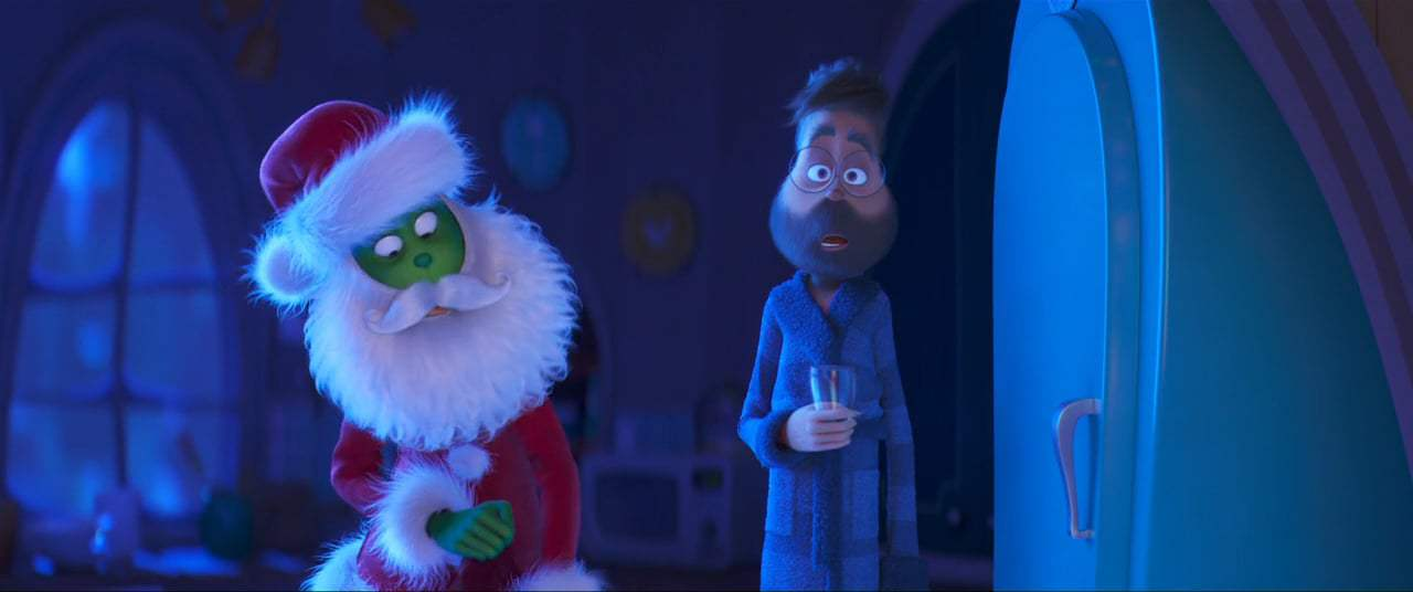 The Grinch (2018) - Stealing Christmas Screen Capture #4