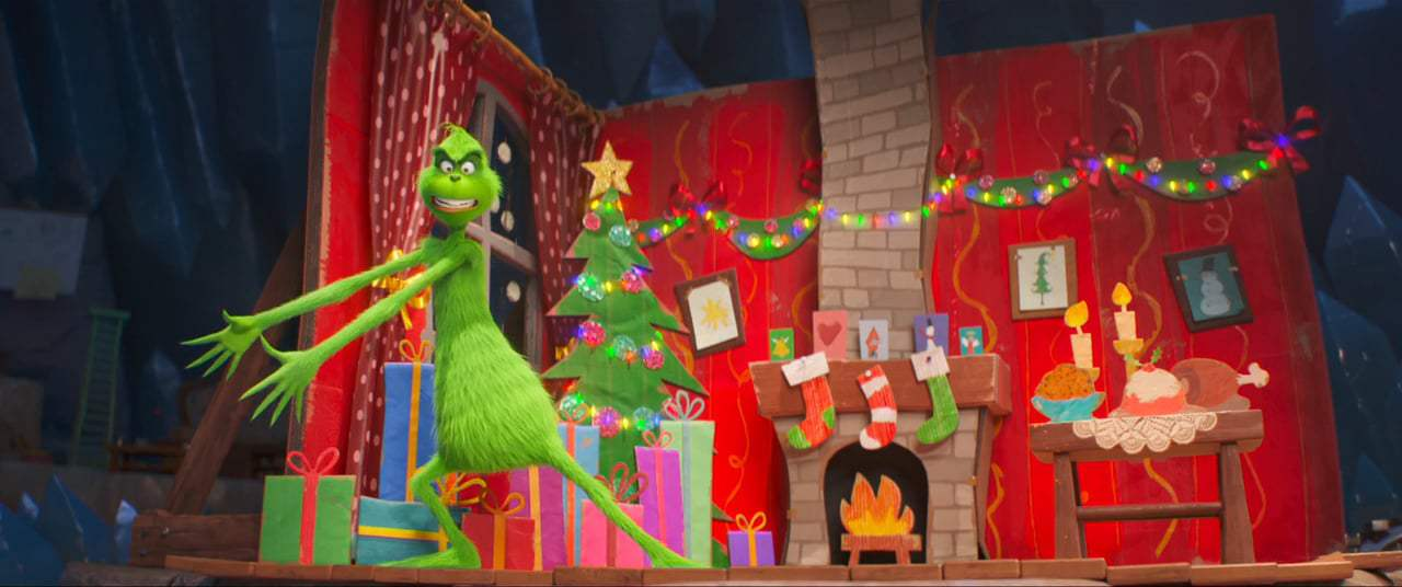 The Grinch (2018) - Avoid Presents Screen Capture #2