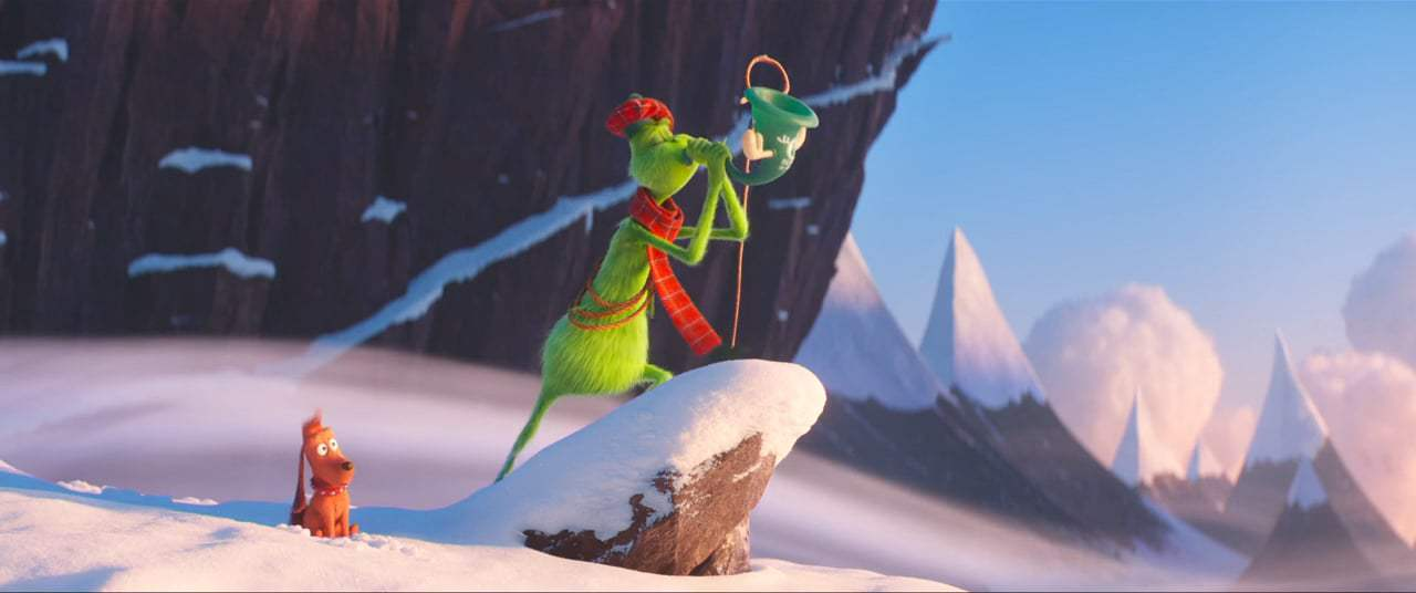The Grinch (2018) - Reinhorn Screen Capture #2