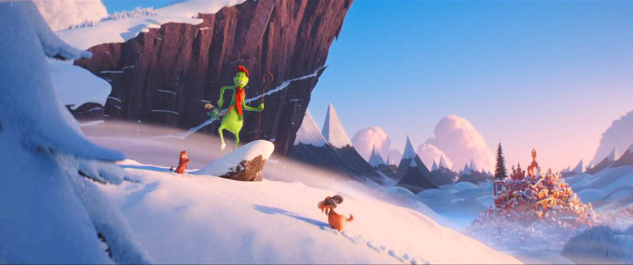 The Grinch (2018) - Reinhorn Screen Capture #3