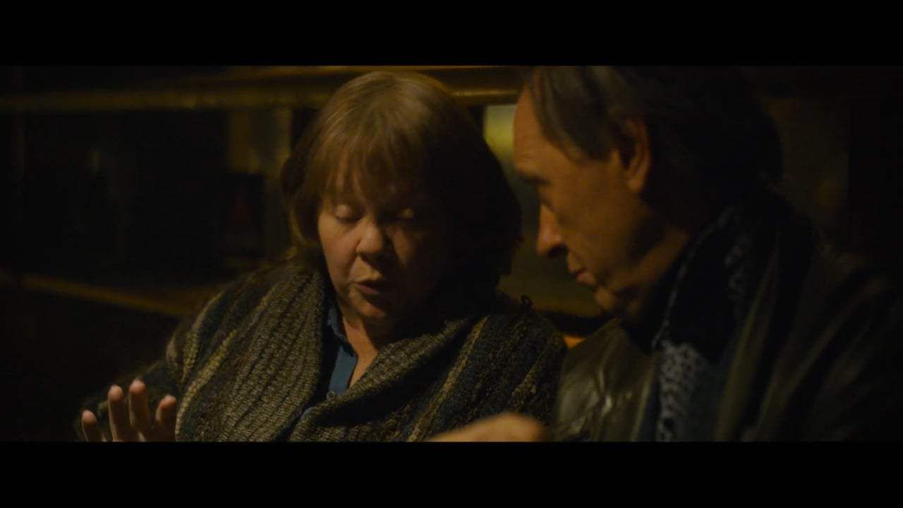 Can You Ever Forgive Me? Featurette - Likely Friends (2018) Screen Capture #2