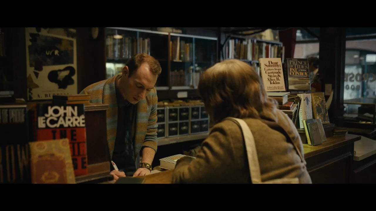 Can You Ever Forgive Me? Featurette - A Literary World (2018) Screen Capture #1