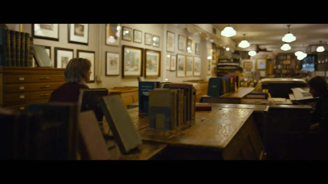 Can You Ever Forgive Me? Featurette - A Literary World (2018) Screen Capture #4