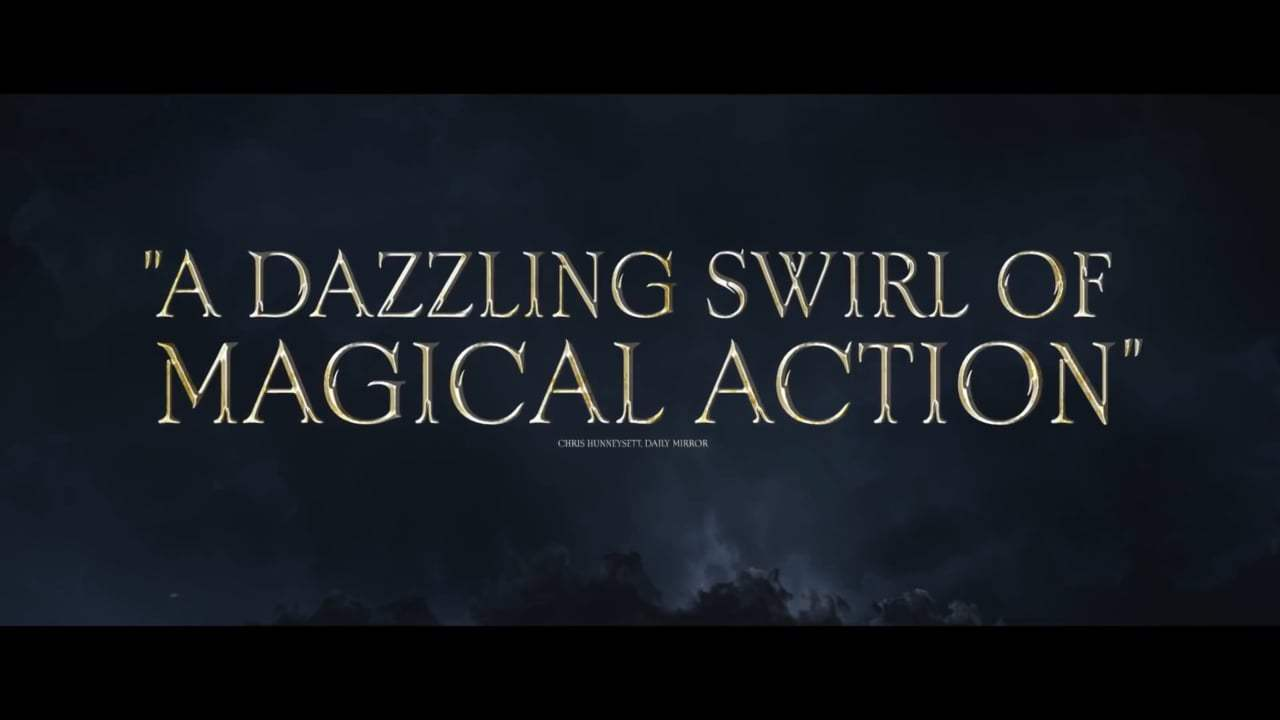 Fantastic Beasts: The Crimes of Grindelwald TV Spot - View (2018) Screen Capture #2