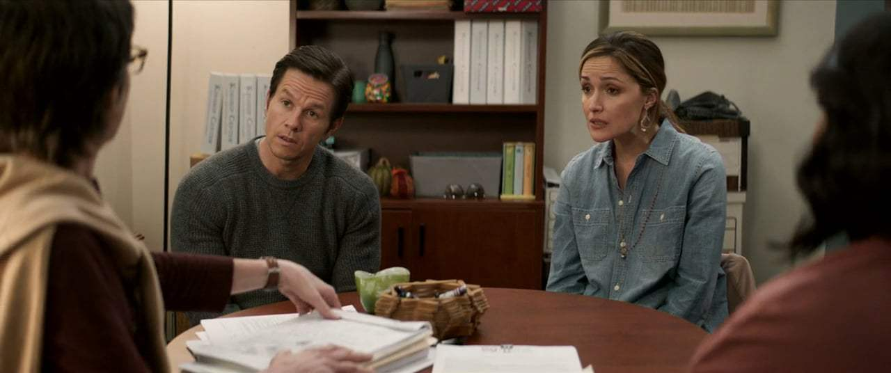 Instant Family (2018) - Three Kids Screen Capture #1