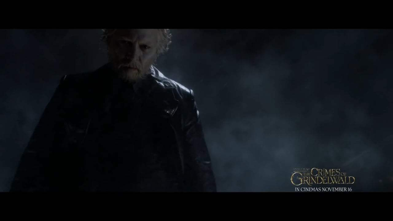 Fantastic Beasts: The Crimes of Grindelwald TV Spot - Oh Merlin (2018) Screen Capture #1