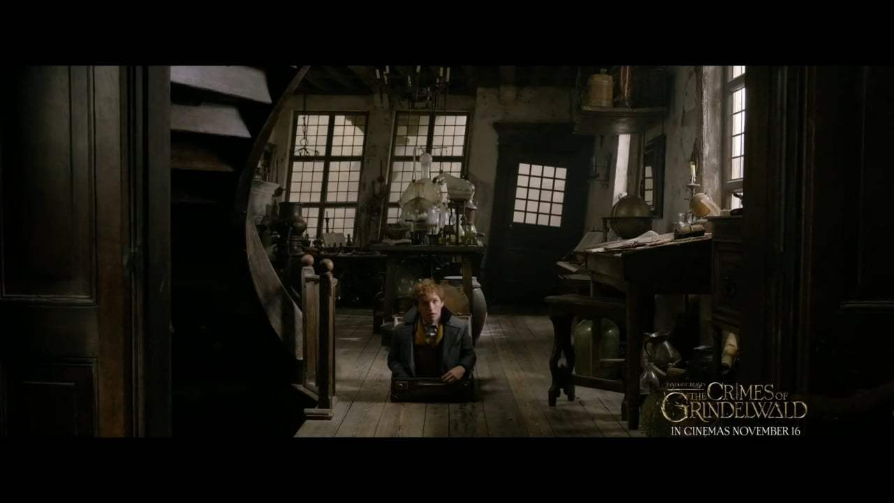 Fantastic Beasts: The Crimes of Grindelwald TV Spot - Oh Merlin (2018) Screen Capture #3