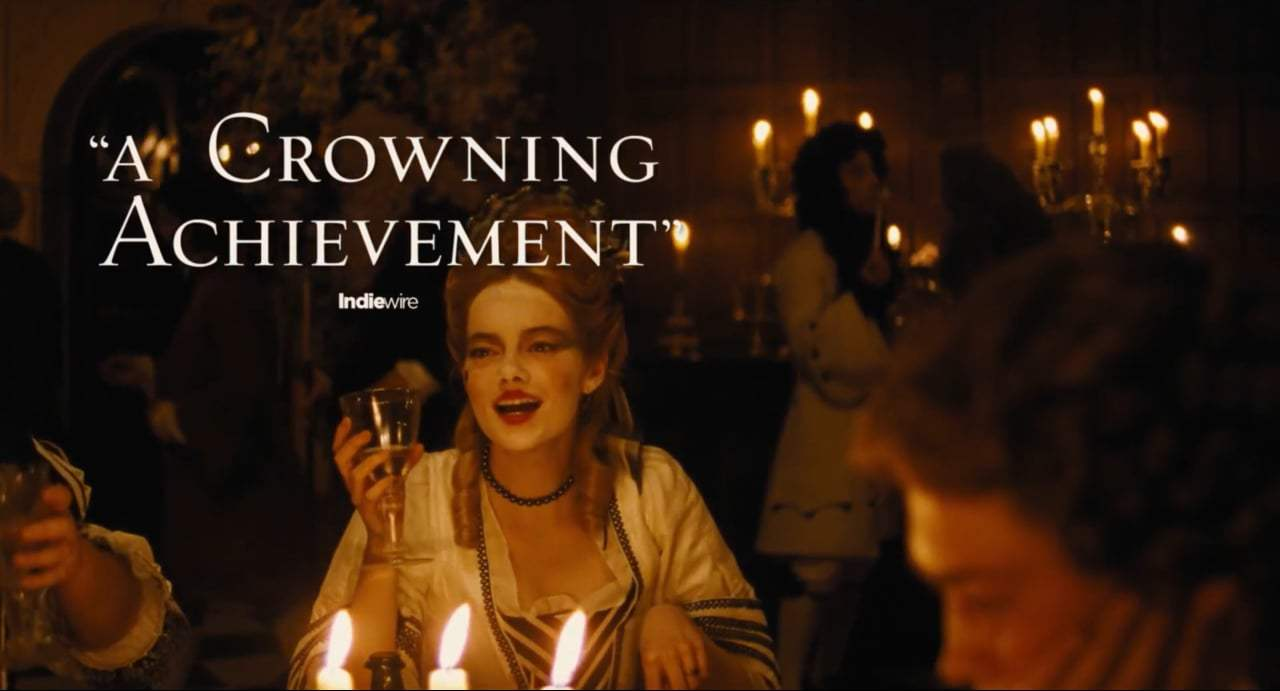 The Favourite TV Spot - Kingdom (2018) Screen Capture #1