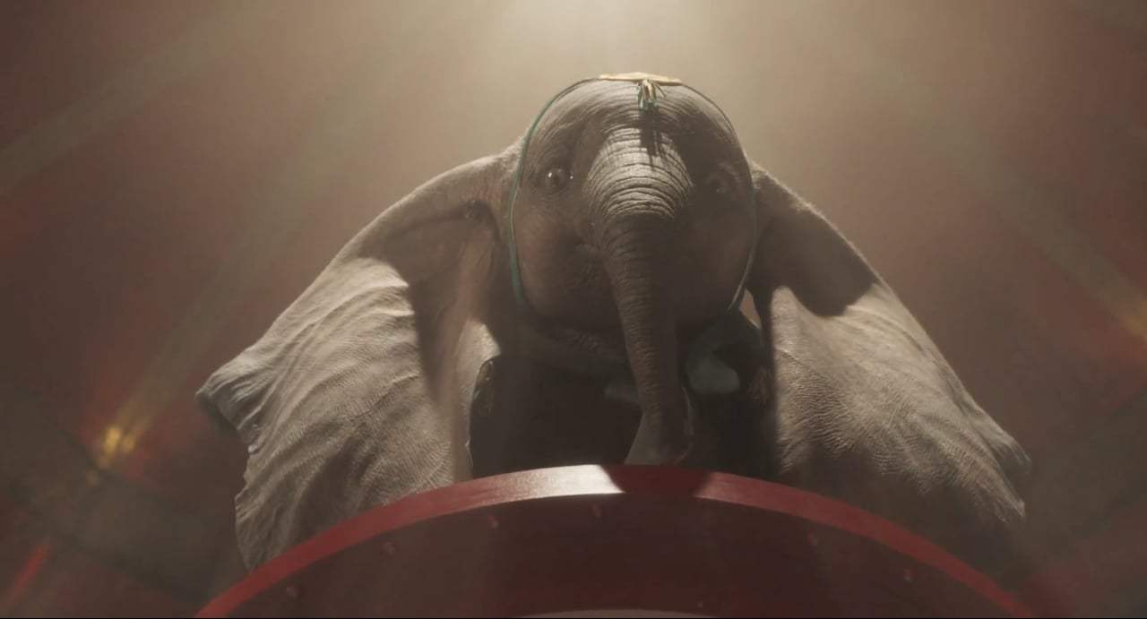Dumbo Trailer (2019) Screen Capture #4