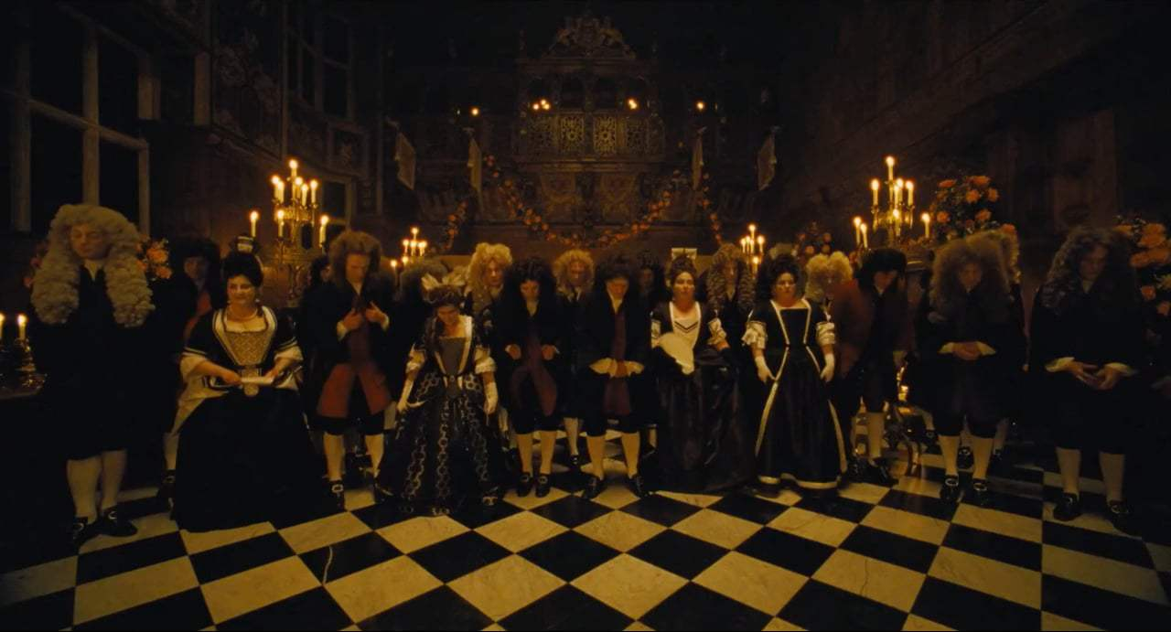 The Favourite TV Spot - Extraordinary (2018) Screen Capture #3