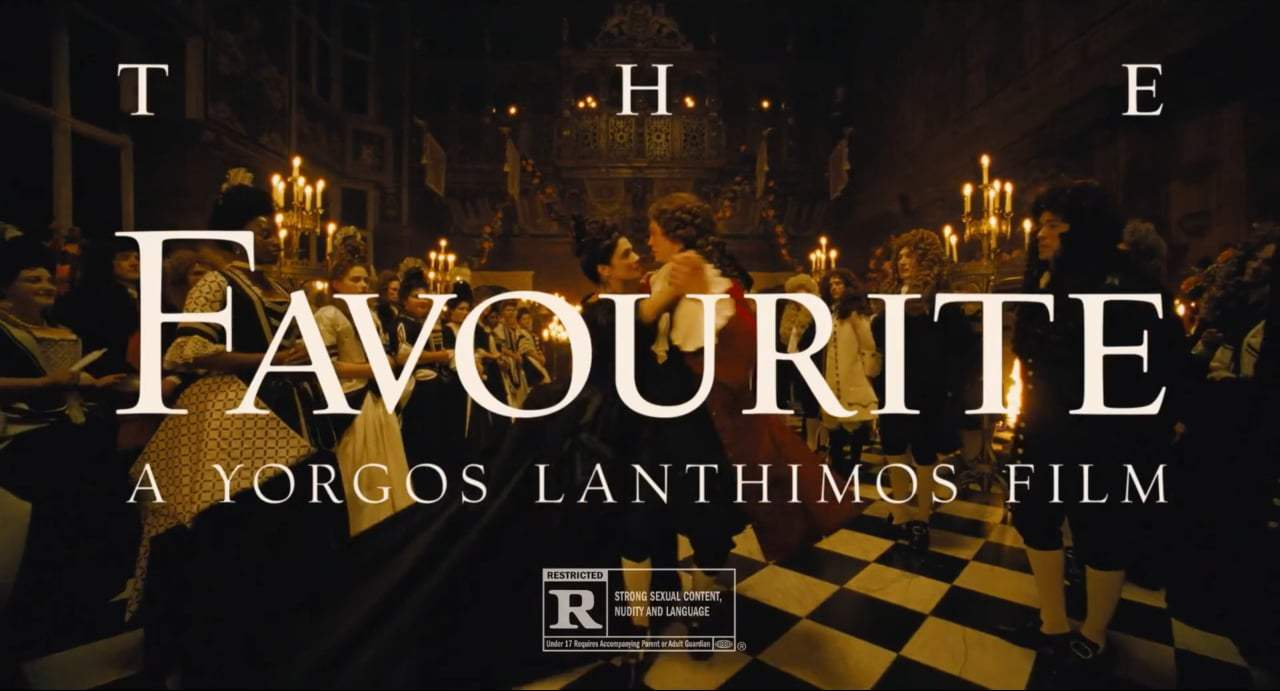 The Favourite TV Spot - Extraordinary (2018) Screen Capture #4