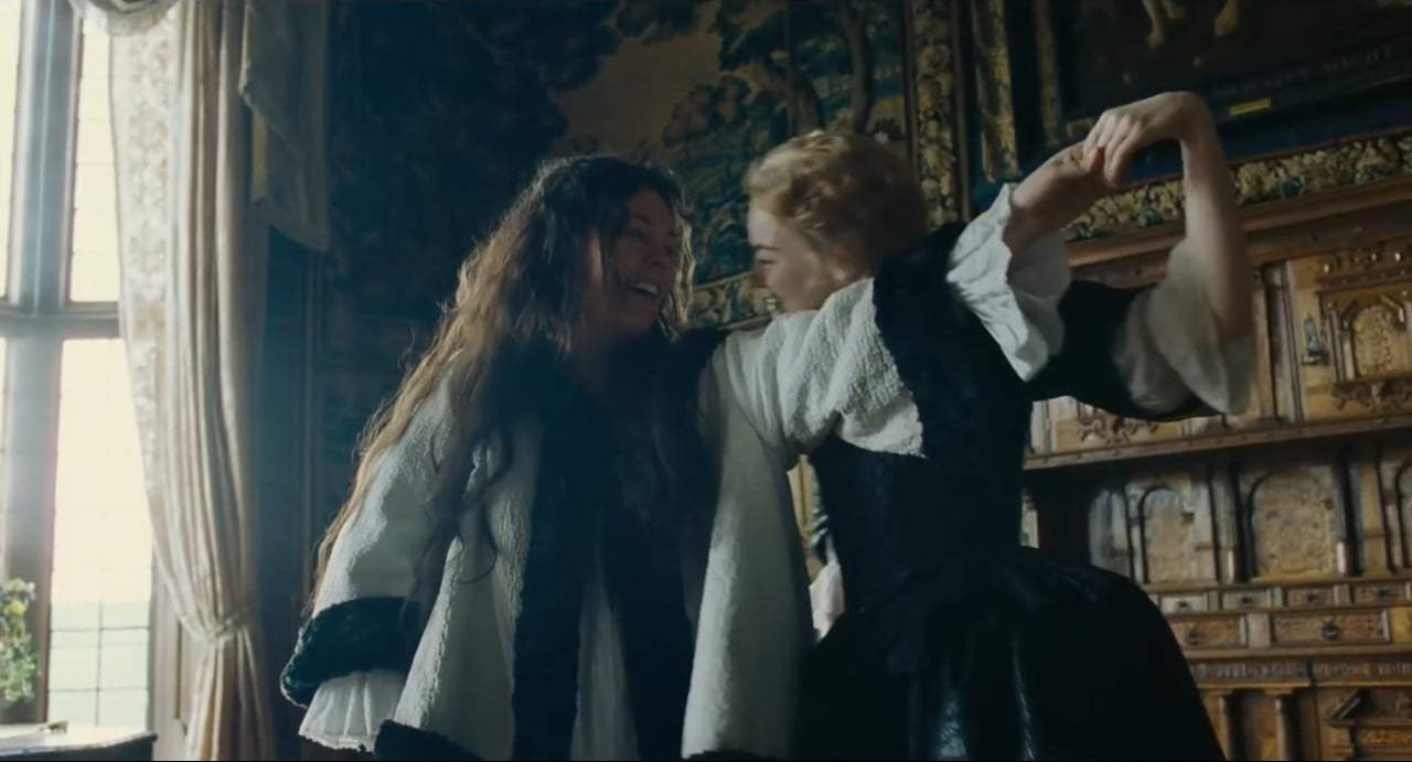 The Favourite TV Spot - Take Your Shot (2018) Screen Capture #2