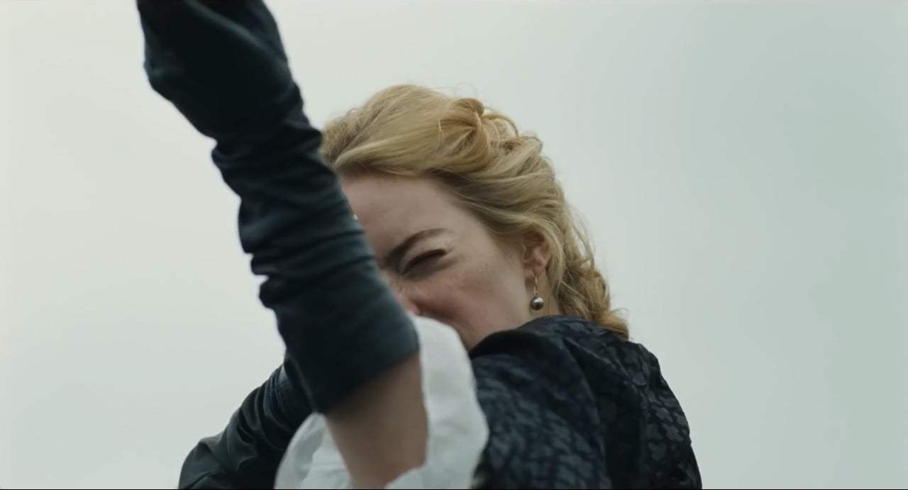 The Favourite TV Spot - Take Your Shot (2018) Screen Capture #4