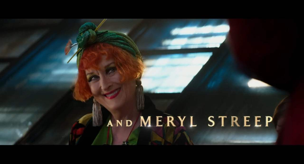 Mary Poppins Returns TV Spot - Sneak Peek (2018) Screen Capture #4