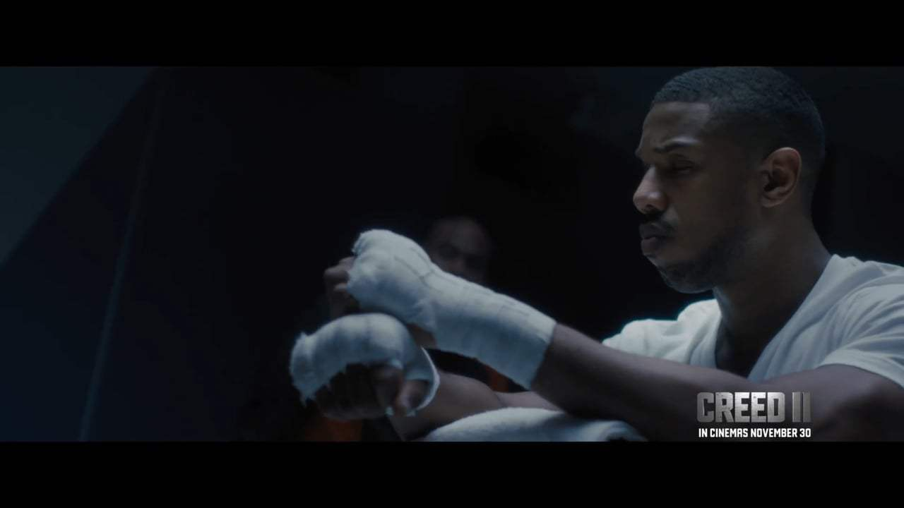 Creed II TV Spot - Fight (2018) Screen Capture #1