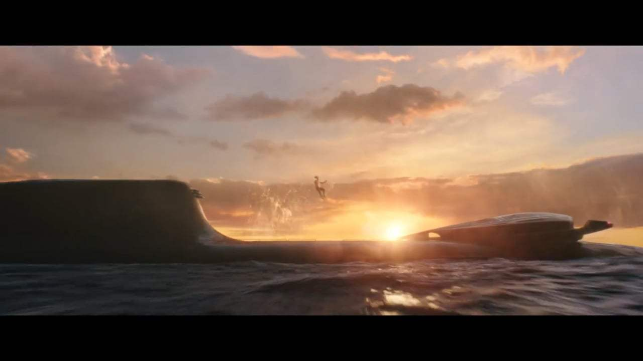 Aquaman Final Trailer (2018) Screen Capture #1
