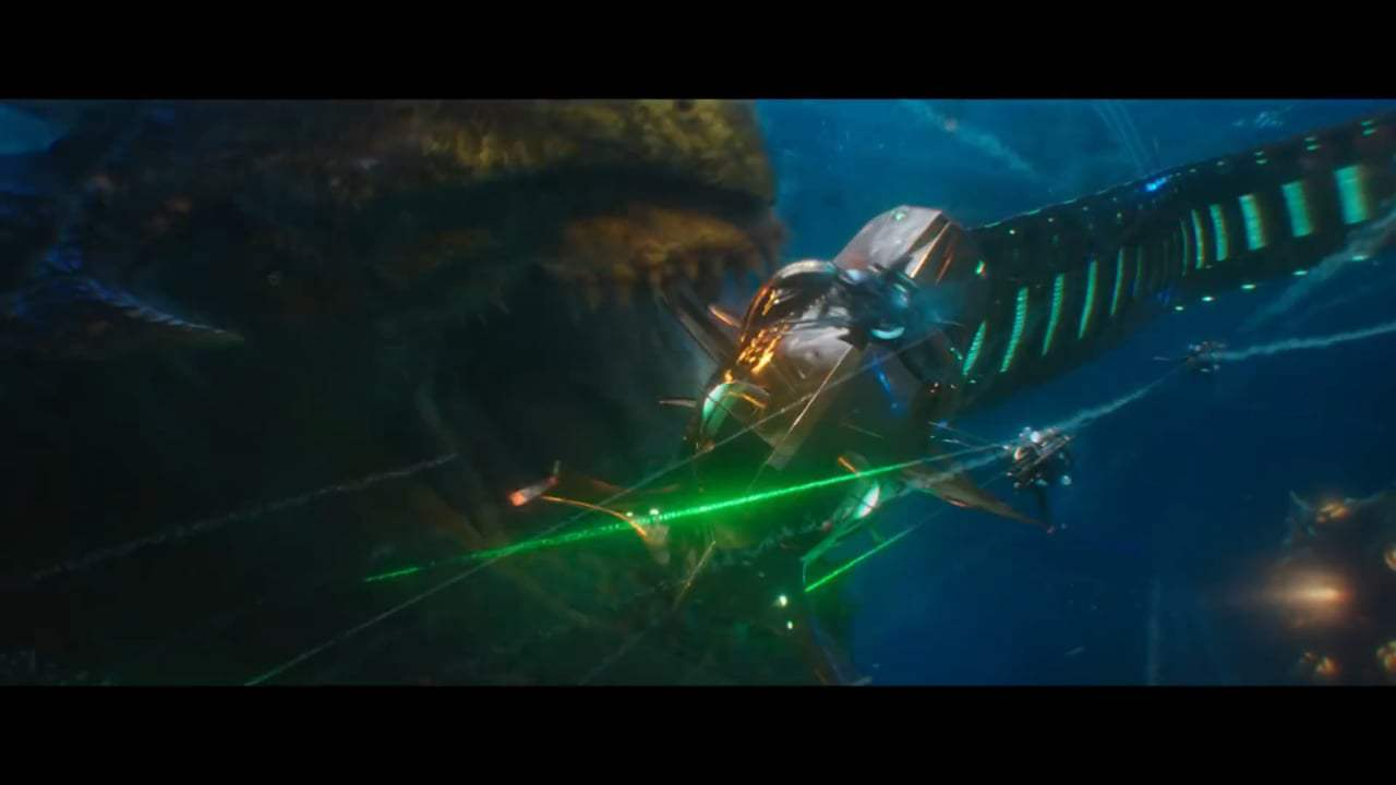 Aquaman Final Trailer (2018) Screen Capture #3