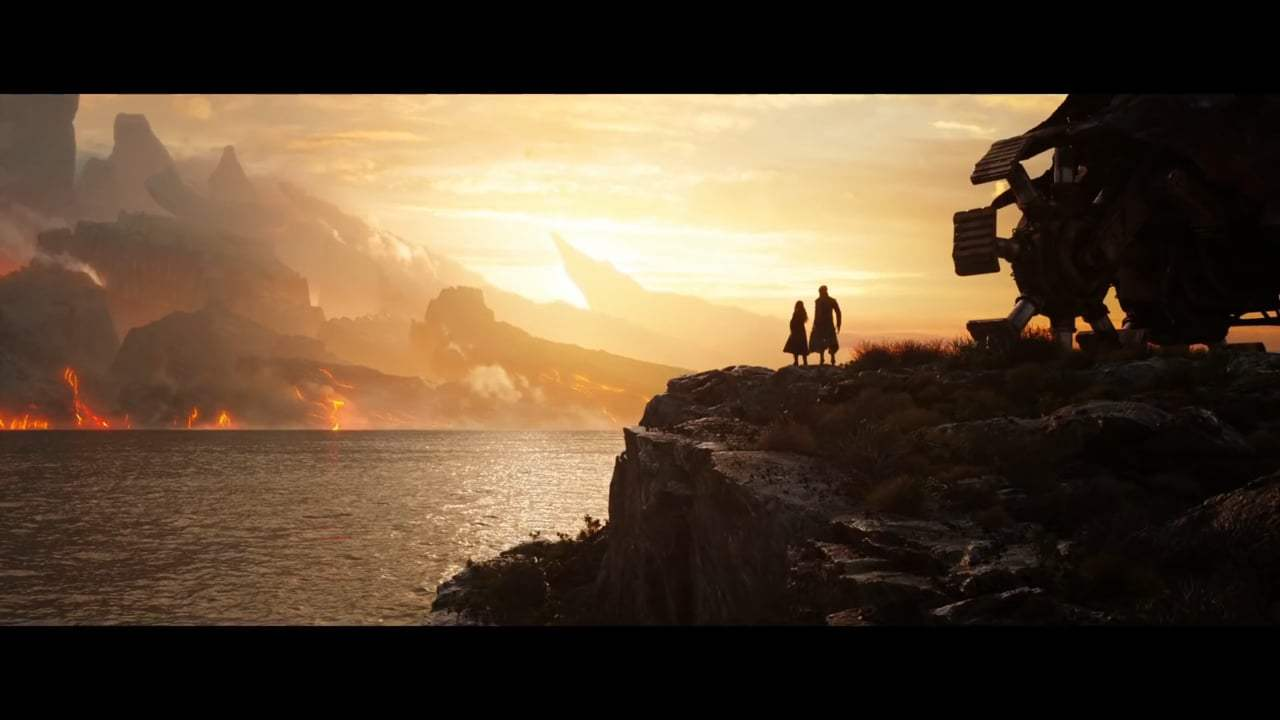 Mortal Engines TV Spot - Hunting Ground (2018) Screen Capture #1