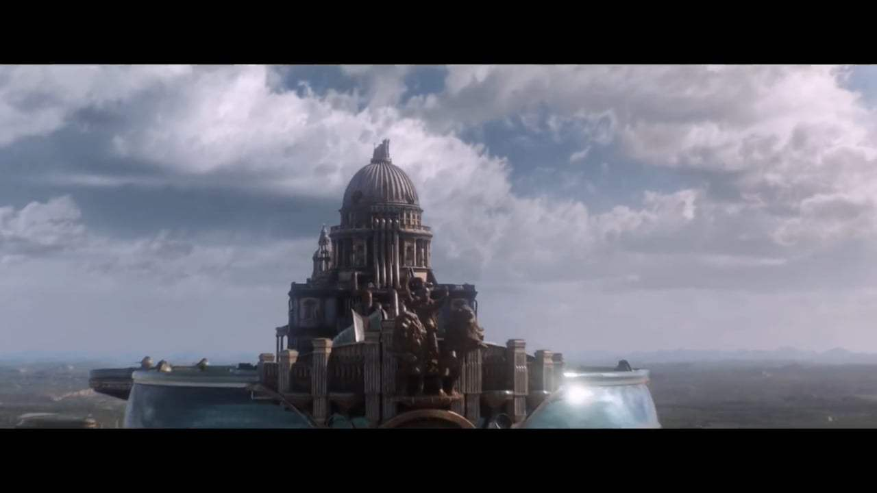 Mortal Engines TV Spot - Hunting Ground (2018) Screen Capture #2