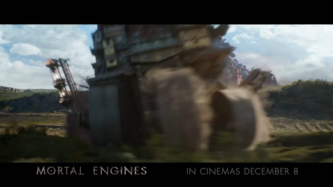 Mortal Engines TV Spot - World (2018) Screen Capture #2