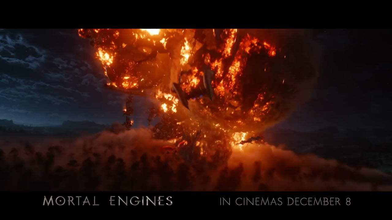 Mortal Engines TV Spot - World (2018) Screen Capture #3