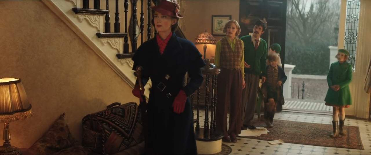 Mary Poppins Returns (2018) - It's Wonderful to See You Screen Capture #3