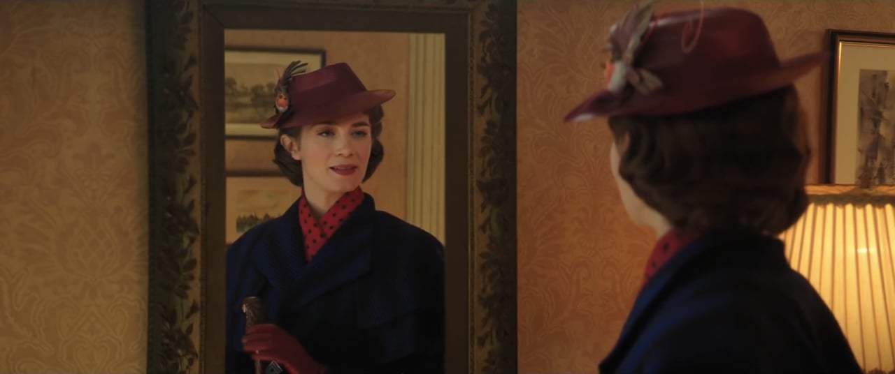 Mary Poppins Returns (2018) - It's Wonderful to See You Screen Capture #4