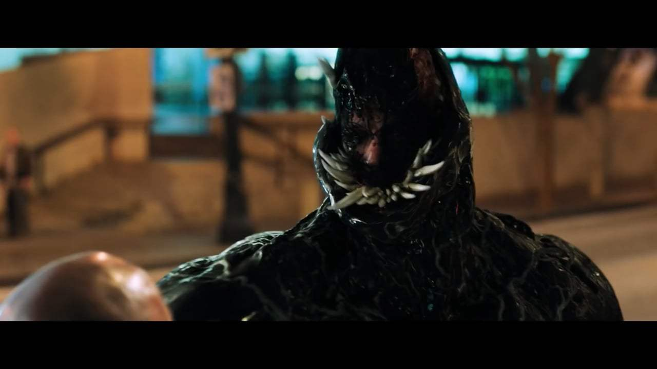 Venom Rom-Com Trailer (2018) Screen Capture #1