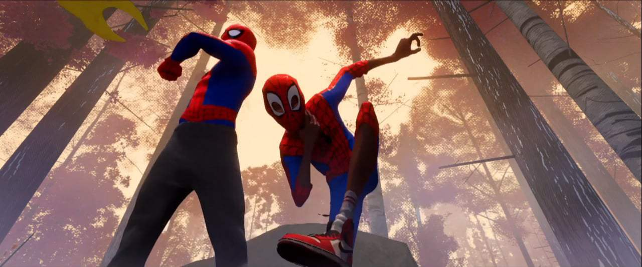 Spider-Man: Into the Spider-Verse TV Spot - Minute (2018) Screen Capture #4