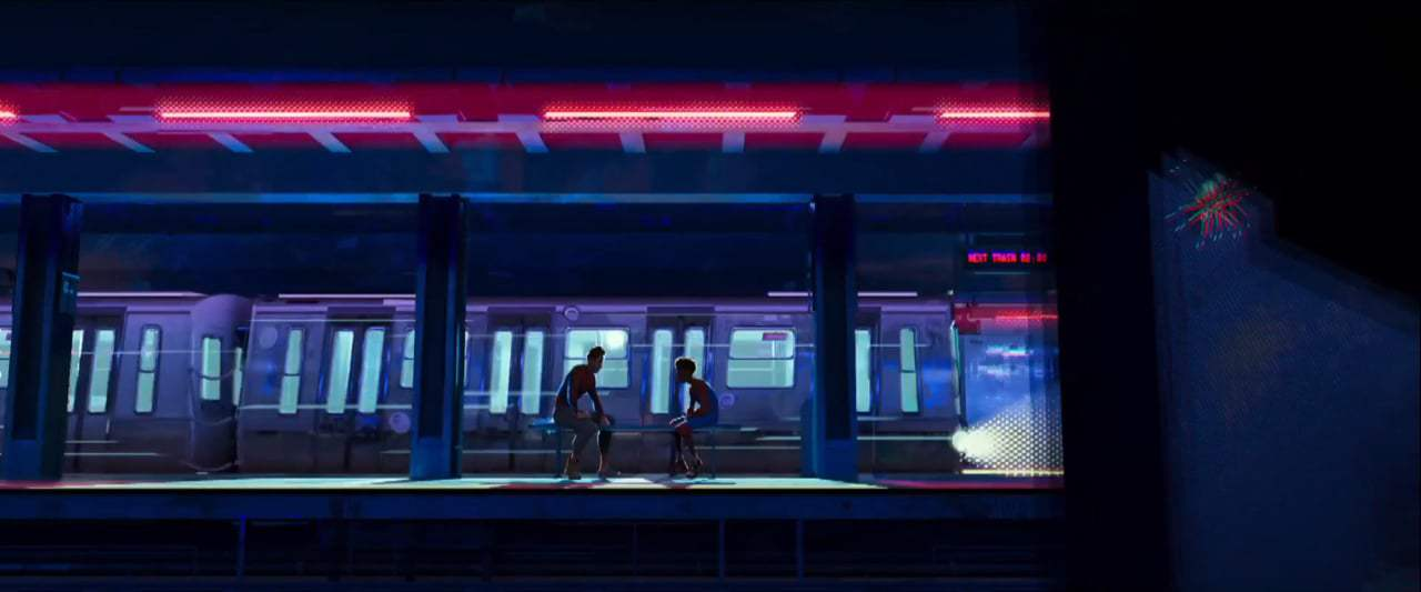 Spider-Man: Into the Spider-Verse TV Spot - One Person (2018) Screen Capture #3