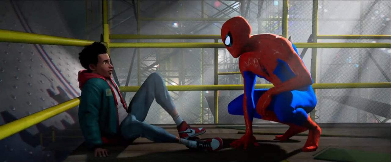 Spider-Man: Into the Spider-Verse TV Spot - Surprise (2018) Screen Capture #1