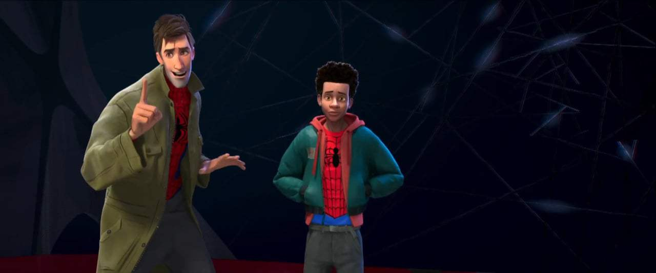 Spider-Man: Into the Spider-Verse TV Spot - Command (2018) Screen Capture #2