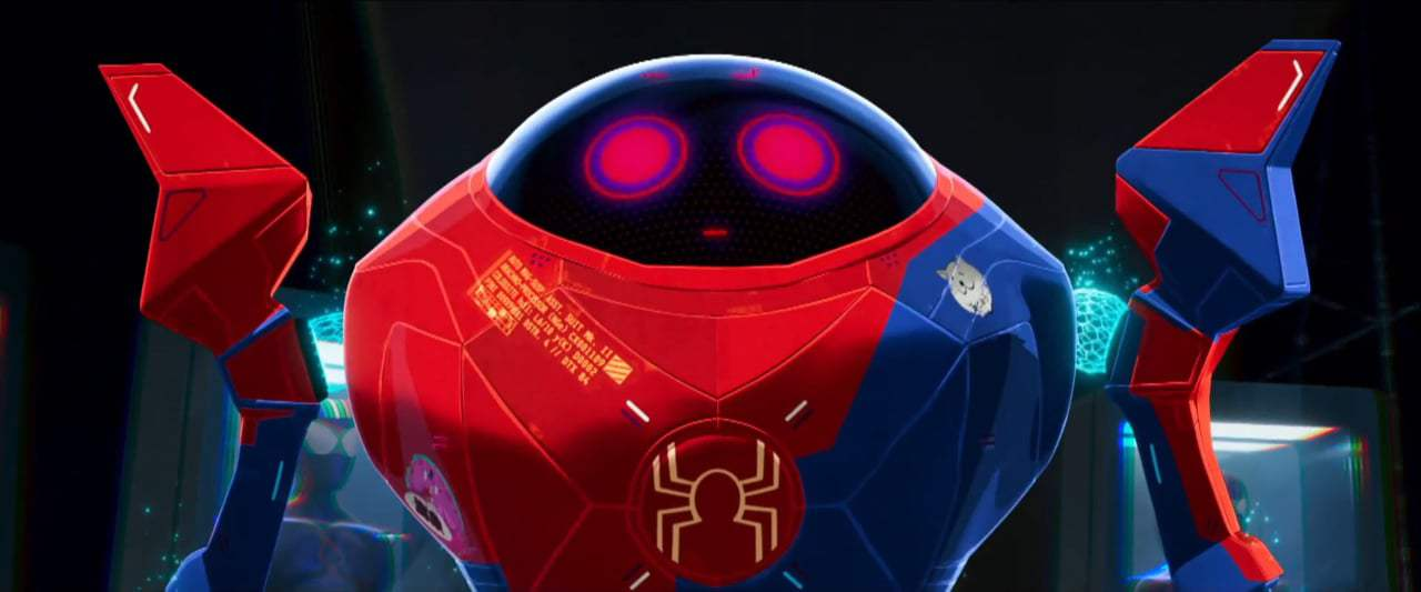 Spider-Man: Into the Spider-Verse TV Spot - Command (2018) Screen Capture #3
