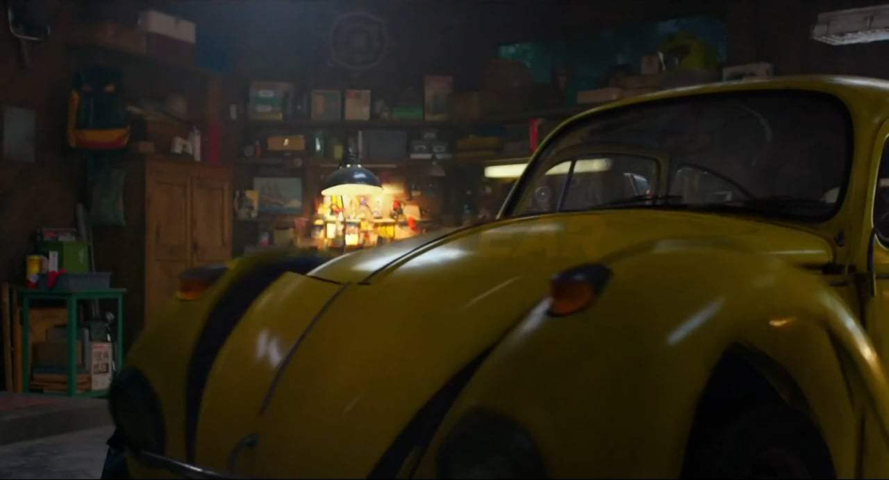 Bumblebee TV Spot - Memory (2018) Screen Capture #1