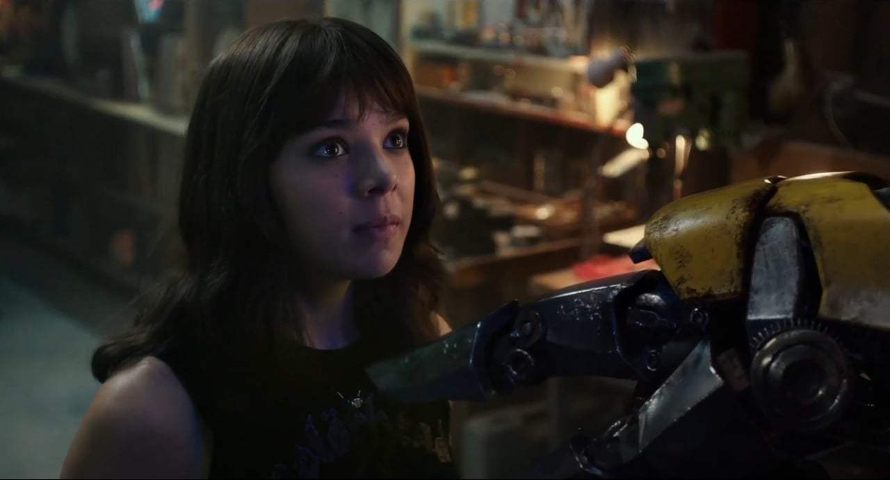 Bumblebee TV Spot - Memory (2018) Screen Capture #2