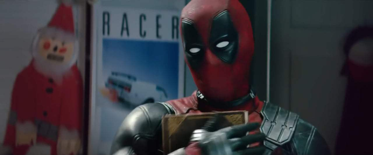 Deadpool 2 TV Spot - Night Before (2018) Screen Capture #2