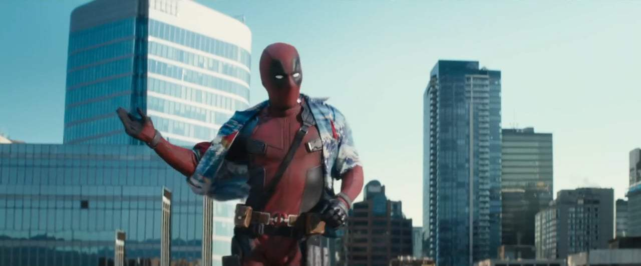 Deadpool 2 TV Spot - Night Before (2018) Screen Capture #3