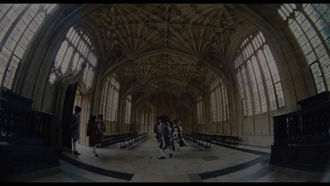 The Favourite Featurette - Power Play (2018) Screen Capture #1