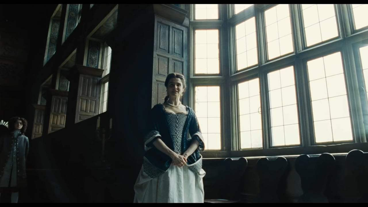 The Favourite Featurette - Power Play (2018) Screen Capture #2